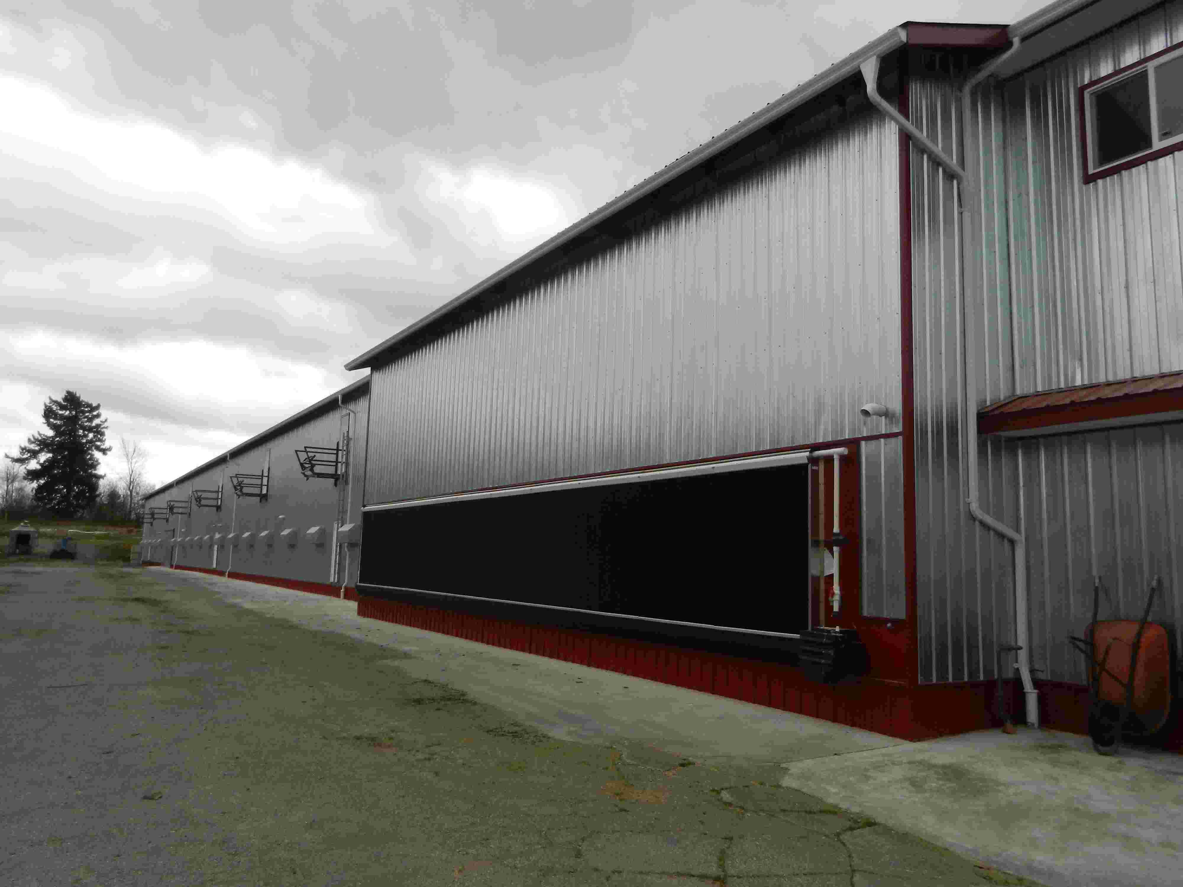 Uga Poultry House Environmental Management And Energy